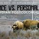 15th Annual Knutson Lecture – World Balance vs. Personal Salvation: An American Indian Postcolonial Perspective