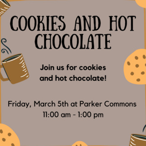 Hot Chocolate & Cookies Giveaway