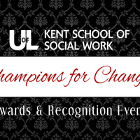 Champions for Change Awards and Recognition Event