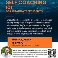 Self coaching 101 Flyer