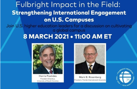 Fulbright Impact in the Field: Strengthening International Engagement on U.S. Campuses