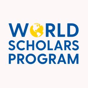 World Scholars Pre-Departure Orientation
