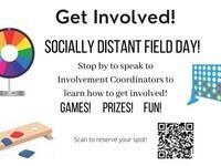Involvement Tabling: Field Day!