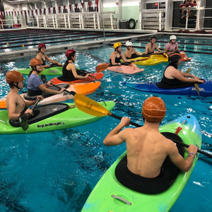 Pool Paddling BYA