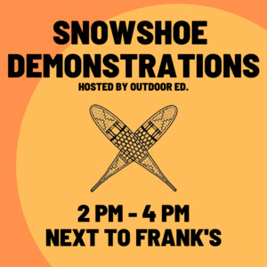 Snowshoe Demonstrations