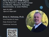 How to Translate Your STEM Degree Into a Successful Career
