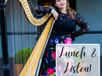 Lunch & Listen: Sandy Gianniny & Rosanna Moore - Harps