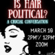 Crucial Conversation: Is Hair Political?