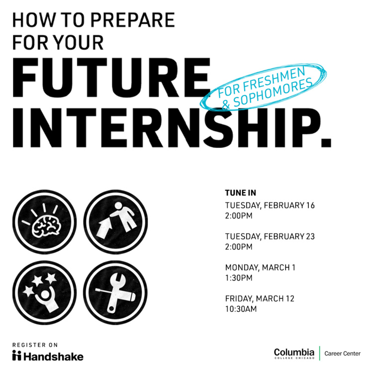 How to Prepare for your Future Internship (For Freshmen & Sophomores)