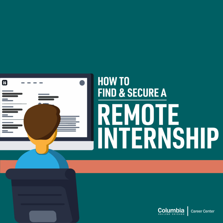 How to Find & Secure a Remote Internship