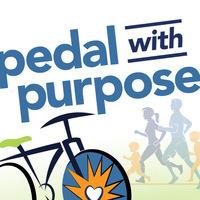 Pedal with Purpose | 60+ Mile Bike/Run/Walk Challenge