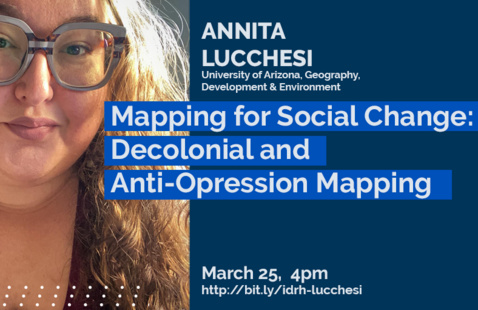 Mapping for Social Change: Decolonial and Anti-Oppression Mapping