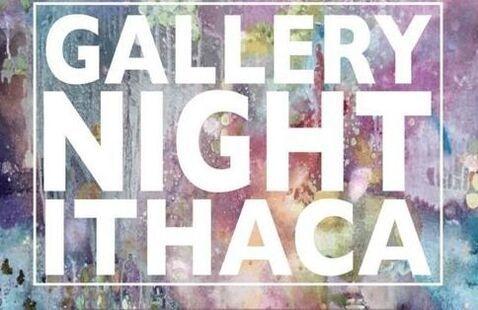 Gallery Night Ithaca