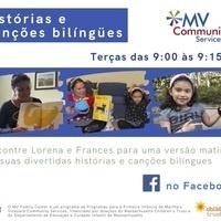 Virtual Bilingual Stories & Songs