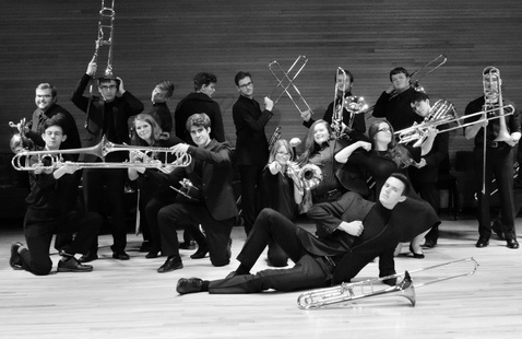 Trombone Choir and Trumpet Ensemble Concert