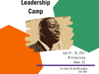 South Carolina 4-H Pinckney Leadership Camp