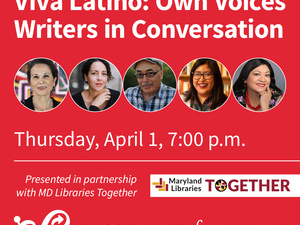 Viva Latino: Own Voices Writers in Conversation