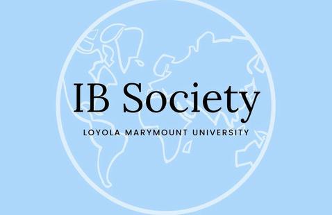 International Business Society General Meeting
