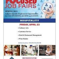 COC Focused Job Fair - Hospitality