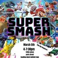 CAB Presents...Super Smash!