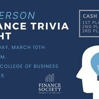 In Person Finance Trivia Night (Cancelled)