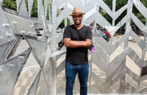 Visiting Artist Series: Kenseth Armstead