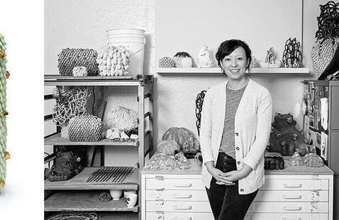 Linda Lopez - The Artist's Studio