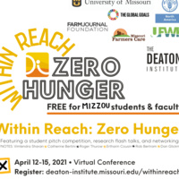 Within Reach: Zero Hunger Conference