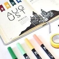 Gray Fund Presents Take + Make Series: Bullet Journal Kit!