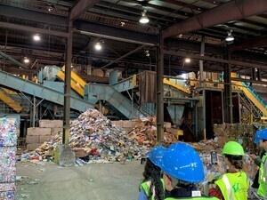 recycling facility