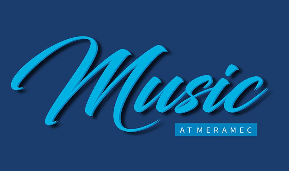 Music at Meramec logo