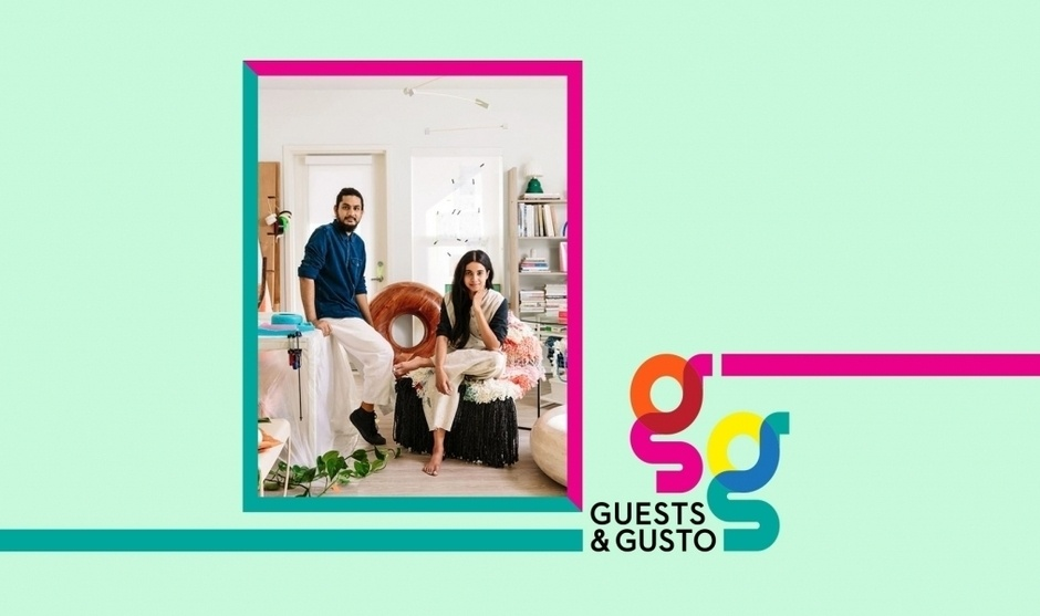 See where collaboration can lead with SCAD grads and soft-geometry founders on 'Guests and Gusto'