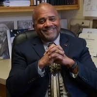 """Lunch and Learn with Dr. Fred Johnson III """"January 6, 2021: Biopsying America's Democracy & the Way Forward"""""""