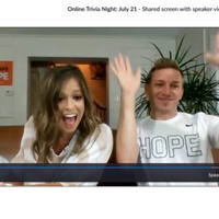 Hope Alumni Online Trivia Night