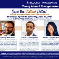 Writers @ Work: Young Alumni Changemakers Developing Your Brand Identity