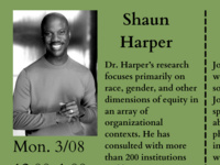 Speaker information on Shaun Harper, Jonathan Mooney, Nancy J. Evans, and Janet Mock - presenters at ACPA conference