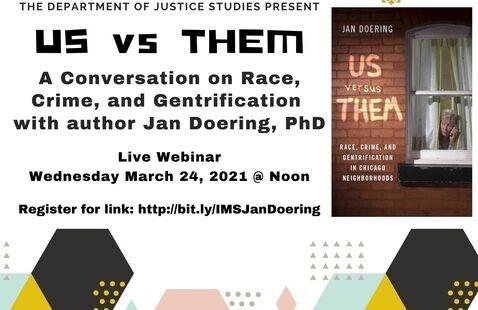 Jan Doering on Race, Crime and Gentrification