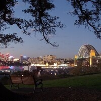 Earth Hour Twilight Picnic at Observatory Hill