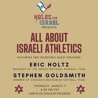 All About Israeli Athletics