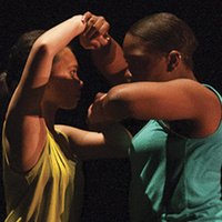 Winter Dance Showings: Introduction to Dance. Talia Mason, instructor