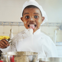 Healthy Little Cooks: Eat Like An Astronaut