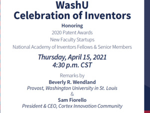 WashU Celebration of Inventors