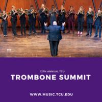 Faculty Recital Series: David Begnoche, trombone