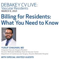 DeBakey CV Live: Vascular Residents