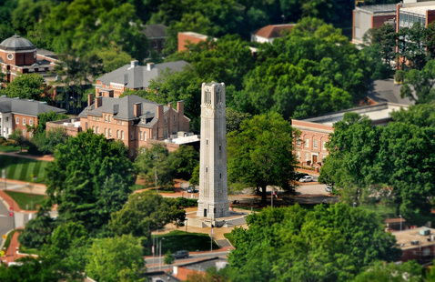 Complicated Legacies Walking Tour: Race, Space and White Supremacy in NC State History