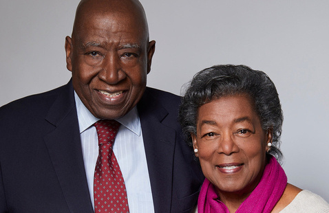 President's Award Conferral Ceremony: An evening to honor Bob and Helen Singleton