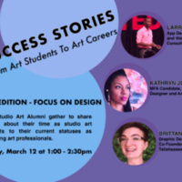 Success Stories: From Art Students to Art Careers
