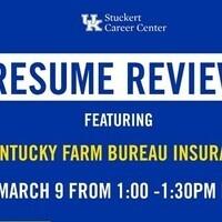 Ready Your Resume with Kentucky Farm Bureau Insurance