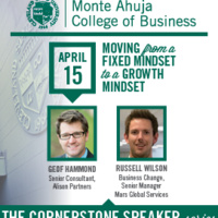 Cornerstone Speaker Series: Creating a Culture of Innovation