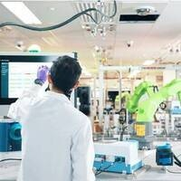 A Highly Automated System for COVID-19 Testing